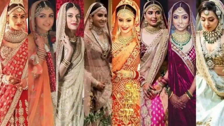 Read more about the article Perfect Shades of Bridal Lehenga Choli for Your Skin Tone!