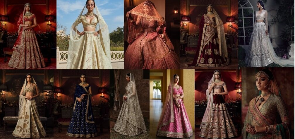 You are currently viewing Complete Guide to Choose & Buy A Designer Bridal Lehenga!