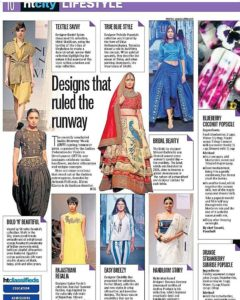 Maakshi in media hindustan times htcity lifestyle